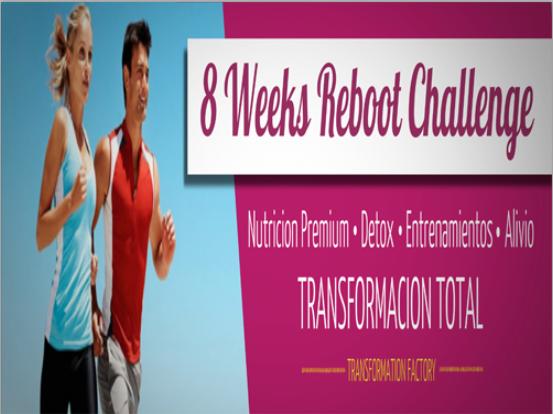 Reboot challenge